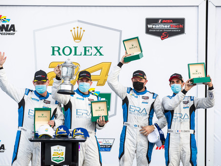 Era Motorsport Claims Maiden Victory at Rolex 24 At Daytona