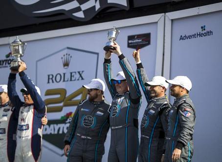 Era Motorsport Earns Podium Success at IMSA Debut in Daytona