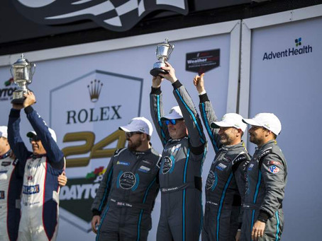Era Motorsport Earns Podium Success at IMSA Debut in Daytona