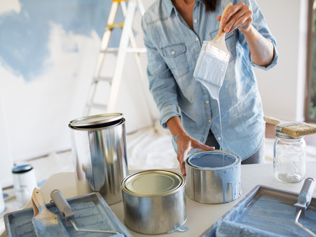 Considerations Before Choosing A Paint Color