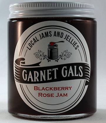 Blackberry Rose Jam
