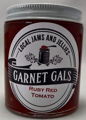Ruby Red Tomato Jam