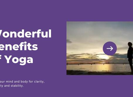 8 Wonderful Benefits of Yoga