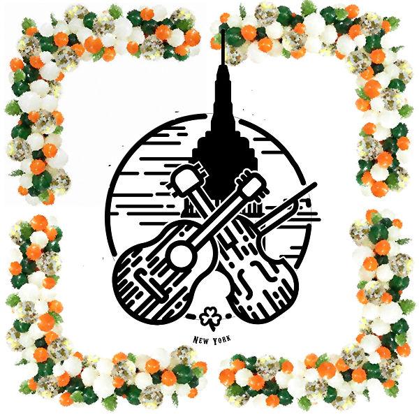 Irish Wedding Band provided by Basket House Enterainmet