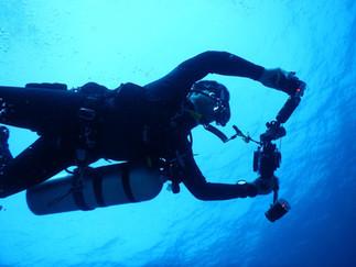 潛攝入門Part 1 - 相機的作用