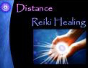 Distance Reiki Healing
