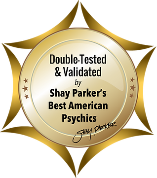 Joy Elle Best American Psychics Double Tested & Validated Shay Parker's Best American Psychics