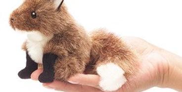 Foxy finger puppet