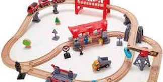 Busy City Railway