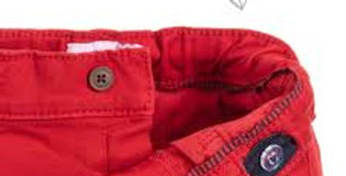 Slant Pocket Twill Trouser  2 back pkts