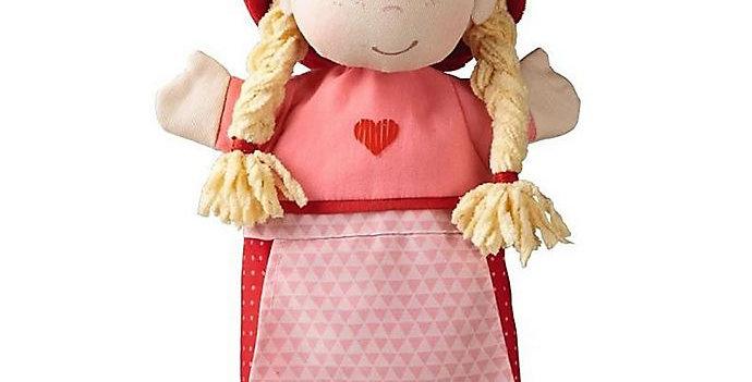 Little Red Riding Hood hand puppet