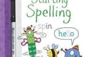 Start Spelling wipe clean