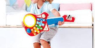 Guitar Shaped Music Maker