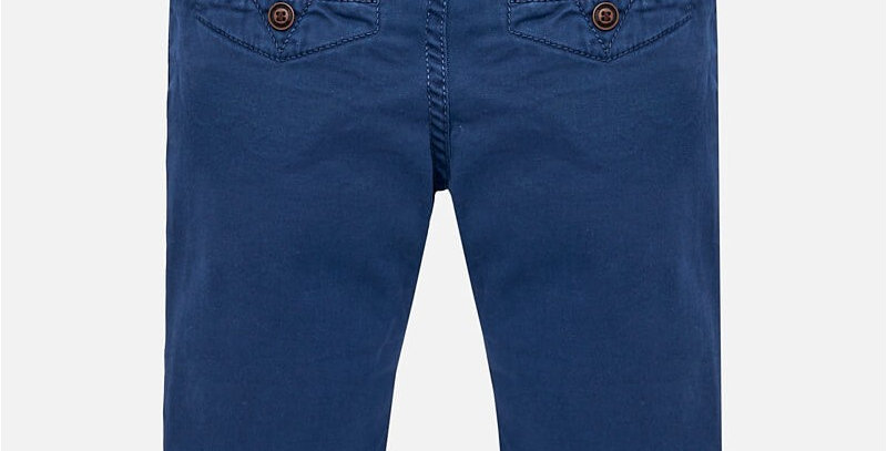 Laundered Twill, Lined 5 pocket Trouser