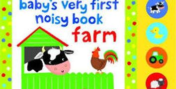 Baby's First Noisy Farm Book