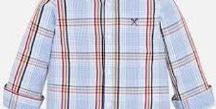 Plaid Long Sleeve Buttondown