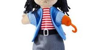 Ahoy Matey Pirate Puppet