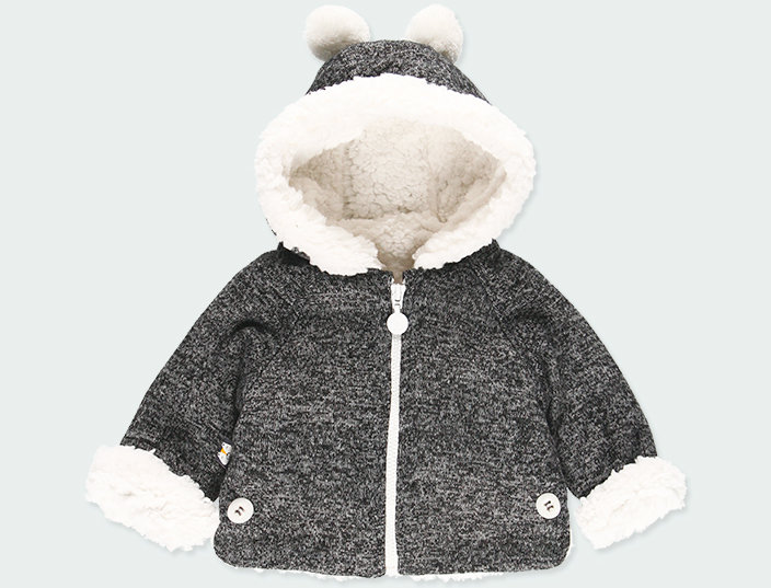 Heather Knit Jacket