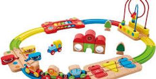 Railway Puzzle Railway