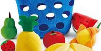 Fruit Basket for Toddlers