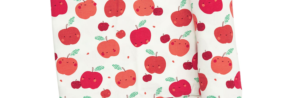 Apple Orchard Bamboo Swaddle