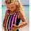 Thumbnail: Flip Sequin Rainbow UPF50 1pc