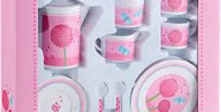 Melamine 9 piece tablewear set