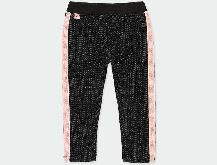 Fantasy Knit Trousers Tuxedo Stripe