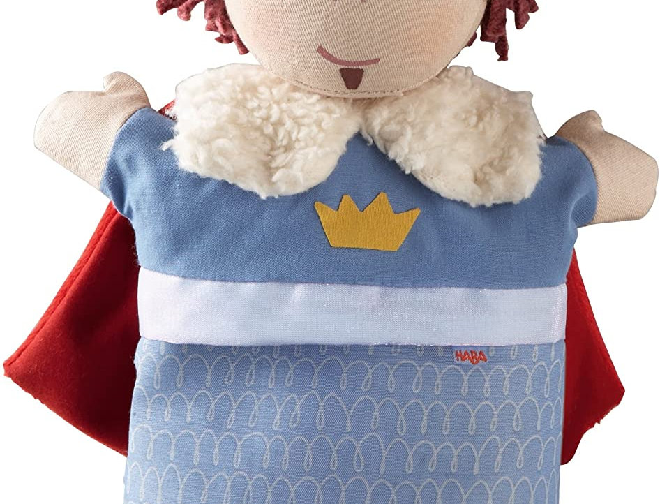 Prince Charming hand puppet