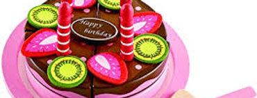 Birthday Cake Double Flavors