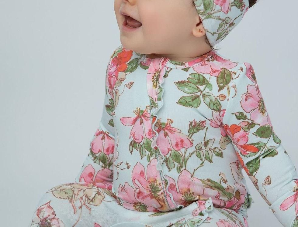 Woodland Rose Headband