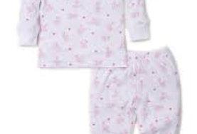 Sparkling Swans pajamas