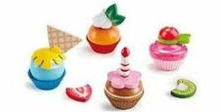Cupcake Assortment   YUM!