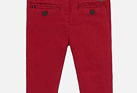 Cars Belted 4 Pocket Chino Twill