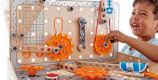 Deluxe Scientific Inventor Workbench