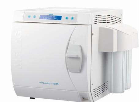 院内滅菌器(高圧蒸気滅菌器)