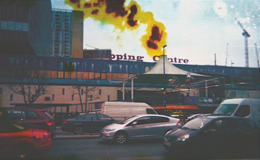 E&C Shopping Centre (2017), C-41 Film.