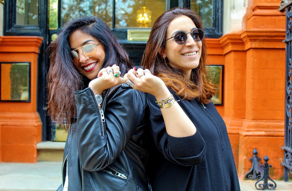 Zeenat & Meena, Chelsea Embankment (2020)