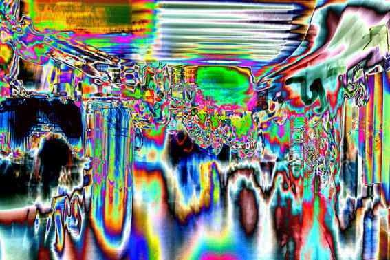 Abstract, Photograph Nine.