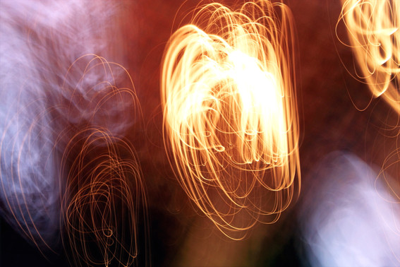 Light Painting, Photograph Ten.