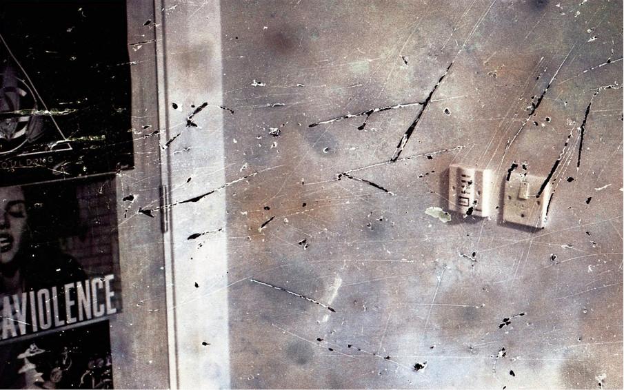 VIOLENCE (2017), C-41 Film.