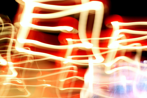 Light Painting, Photograph Eleven.