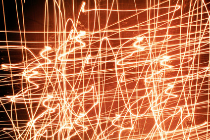 Light Painting, Photograph Fourty-Two.