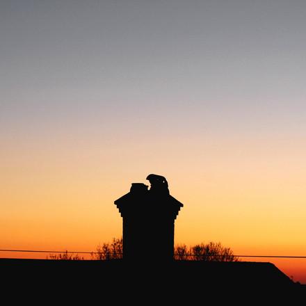 Sunset, Photograph 1.