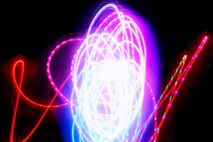 Light Painting, Photograph Seven.