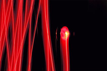 Light Painting, Photograph Fifteen.