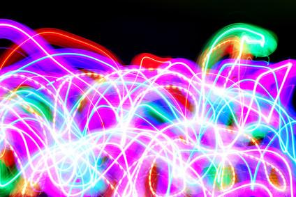 Light Painting, Photograph Seventeen.