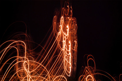 Light Painting, Photograph Thirty-Eight.
