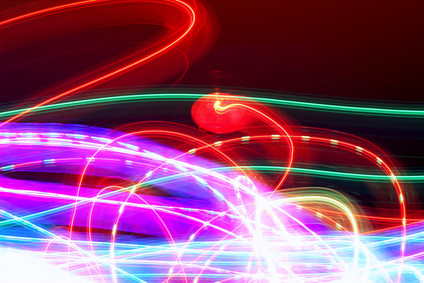 Light Painting, Photograph Eight.