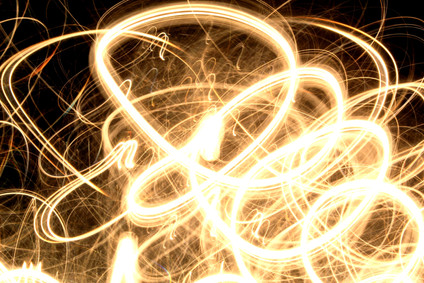 Light Painting, Photograph Thirty-Four.